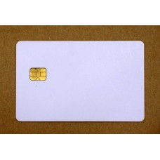White Smart Cards 0.76 mm