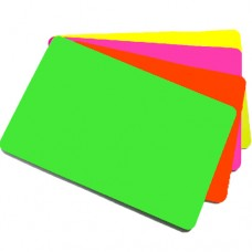 Plain Colored Cards